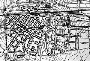Letchworth Plan   Suburbs