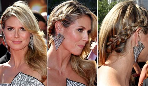 Heidi Klum At Creative Arts Emmys — How To Get Her