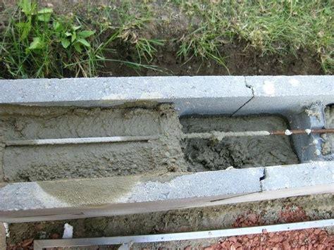betonwand selber machen betonwand garten