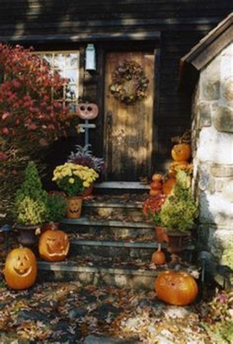 Best Images About Halloween Porches Pinterest