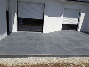 carrelage terrasse sur plot cobtsacom With carrelage sur plot