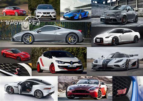 l automobile sportive best of 2014 de l automobile sportive