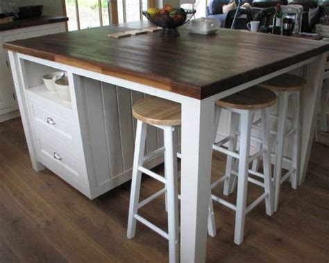 mobile kitchen island butcher diy kitchen island plans tips ideas decorationy