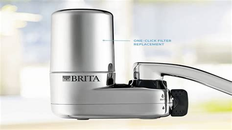 Brita Faucet Filter Light Not Working by Brita On Tap Faucet Water Filter System White