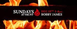 Sundays at The Pit: Bobby James - Six Bends