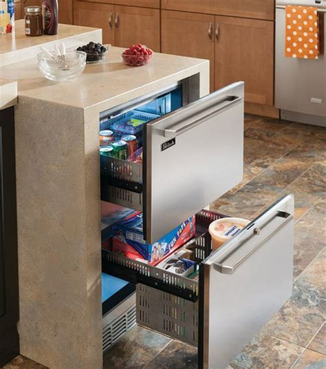 12 Undercounter Refrigerators ? The New Must Have In