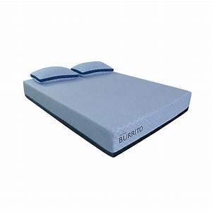 Visco Gel Topper : blue burrito visco gel memory foam queen mattress rc willey furniture store ~ Eleganceandgraceweddings.com Haus und Dekorationen