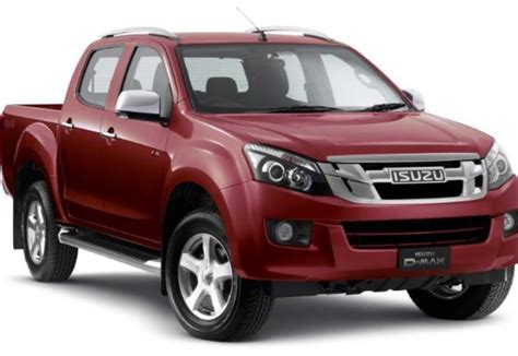 Isuzu D Max Picture by 2012 Isuzu D Max Review Top Speed