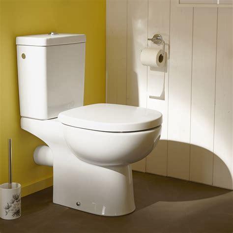 Pack WC à poser sortie horizontale, IDEAL STANDARD