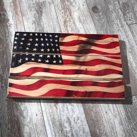 wood pallet american flag designs ideas  pallets