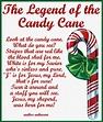Craftymumz Creations: Candy Cane Legend Card Printable