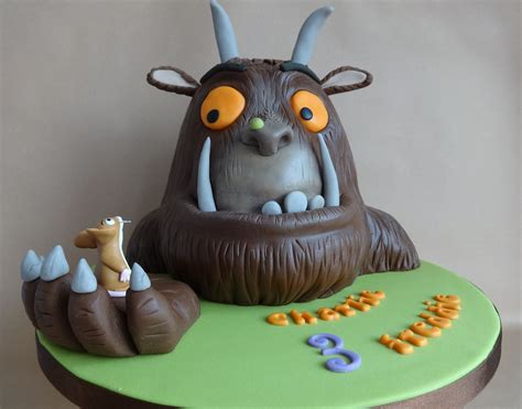 gruffalo cake   cake  twins happy birthday