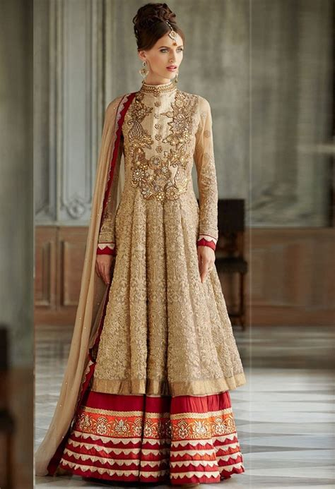 beautiful indian bridal outfits  engagement  women