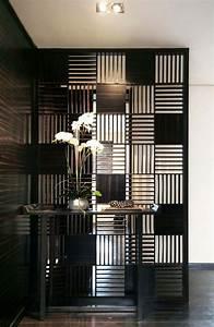 Raumteiler Schöner Wohnen : black divider with spot lights focus foyer ideas pinterest raumtrenner gel nder und ~ Markanthonyermac.com Haus und Dekorationen