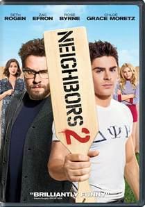Neighbors Sorority Rising 2 DVD Cover