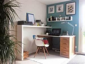 Amliorer L39espace Bureau 3315 PEINTURE MEUBLE PEINTURE