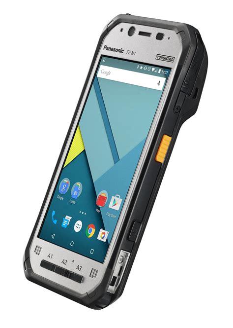 le de poche android panasonic mise sur des tablettes de poche durcies windows android
