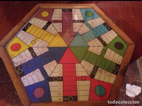 Juega gratis a parchís en juegos 123. parchis antiguo 1960 - Comprar Juegos de mesa antiguos en todocoleccion - 58401545