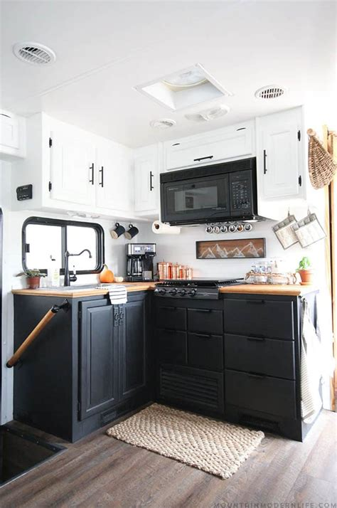 rv kitchen renovation mountainmodernlifecom