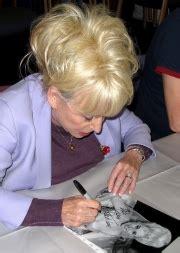 Ciaran Brown meets Barbara Windsor