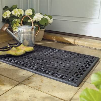 Frontgate Doormats by Lattice Rubber Door Mat Frontgate
