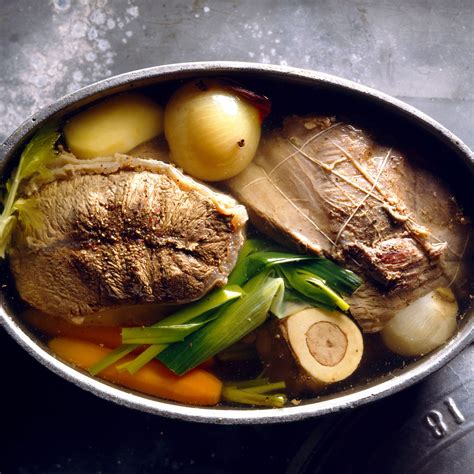 recett de cuisine pot au feu recipe dishmaps