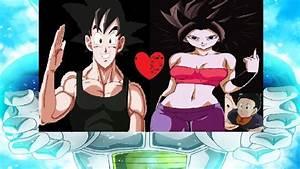 What If Goku Cheats Chichi And Impregnates Caulifla To