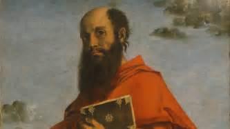 St. Paul the Apostle Patron Saint Of