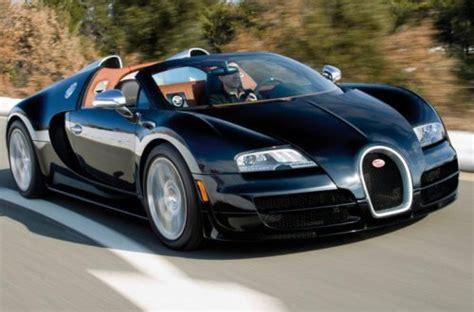 Bugatti Introduces The 1200hp Veyron Grand Sport Vitesse