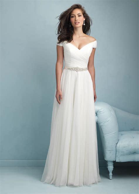 black button skirt 26 best the shoulder wedding dresses everafterguide