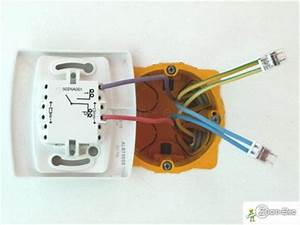 Branchement Interrupteur Temoin Lumineux Legrand : montage cblage branchement dun interrupteur simple ~ Dailycaller-alerts.com Idées de Décoration