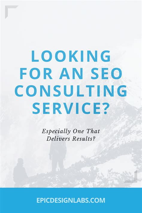 looking for seo looking for an seo consulting service seo and search