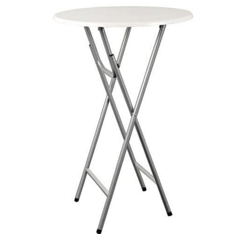 noname 34937 table de bar pliante 60 x 120 cm achat