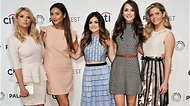 The Cast of Pretty Little Liars Real Names and Ages 2016 ...