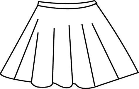 skirt clipart black and white skirt clipart black and white skirt coloring poodle skirt