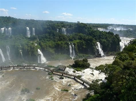 Iguazu Falls ~ Best Destinations Abroad
