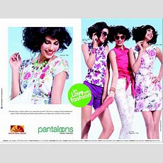 Pantaloons India's Largest Fashion Store That Offers