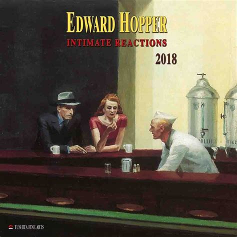 edward hopper intimate reactions calendars ukposters