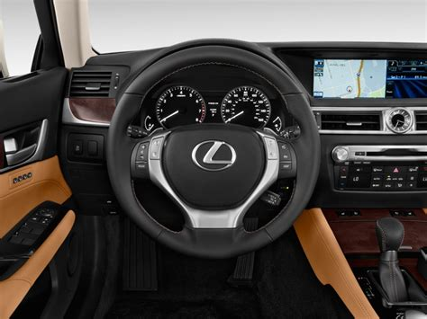 image  lexus gs   door sedan rwd steering wheel