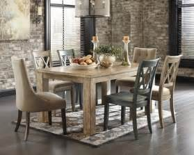 mestler dining upholstered side chair by ashley home