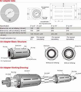 Air Adapter Drawing