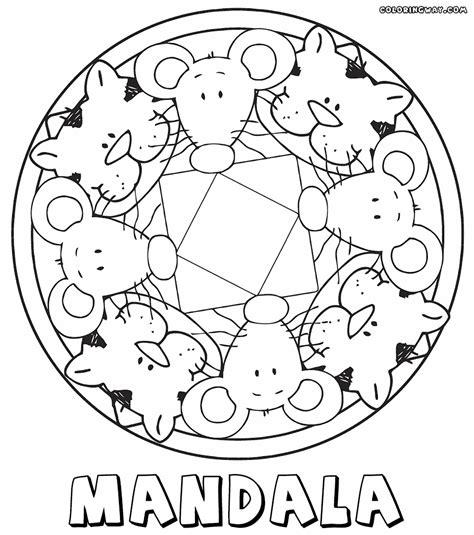 ideas  mandala coloring book  kids