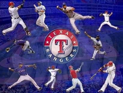 Rangers Texas Baseball Wallpapers Mlb Background Desktop
