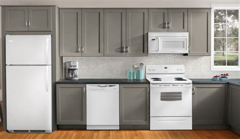 gray kitchens cabinets kitchen appliance bundle 28 images kitchen appliances 1329