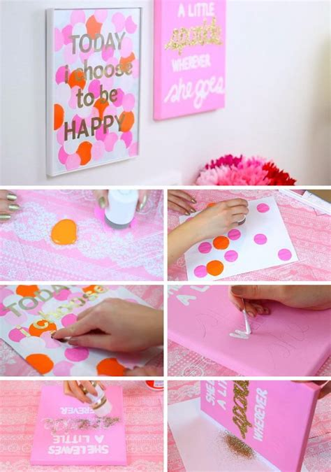 30 Cool Diy Projects For Teenage Girls  For Creative Juice