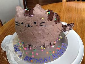 Cat Birthday Cake Cake Ideas and Designs