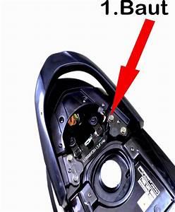 Cara Bongkar Kap Body Honda Beat Pgm F1