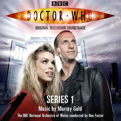 Doctor Who Series 1 Ost Cover By Doctorwhosoundtracks On