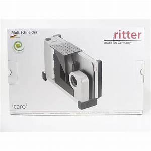 Ritter Icaro 7 : ritter icaro 7 allesschneider klappbar metall ~ Watch28wear.com Haus und Dekorationen