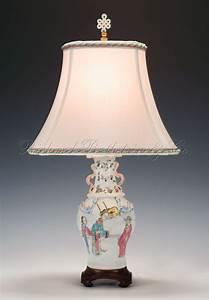 Antique Ceramic Lamps